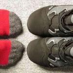 靴下のプレゼントは、挨拶代わりのちょっとした嬉しいプレゼント
