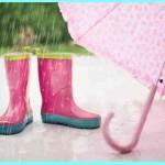 雨具やレインコートで、おしゃれなプレゼント